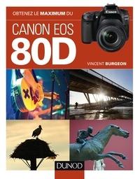 Vincent Burgeon - Obtenez le maximum du Canon EOS 80D.