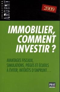 Téléchargez-le gratuitement en format pdf Immobilier, comment investir ? PDF MOBI FB2 par Vincent Bussière, Eric Giraud