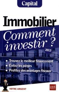 Téléchargement direct de manuel Immobilier, comment investir ? (French Edition)
