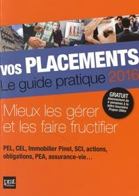 Deedr.fr Vos placements - Le guide pratique Image