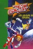 Vincent Chalvon-Demersay et David Michel - Team Galaxy Tome 1 : Les Voleurs de cerveau.