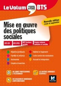 Vincent Chevreux et Maud Ehrhard - Le Volum' BTS - Mise en oeuvre des politiques sociales - Révision.