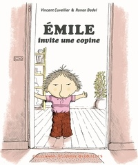 Vincent Cuvellier et Ronan Badel - Emile invite une copine.