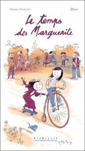 Vincent Cuvellier et  Robin - Le temps des Marguerite.