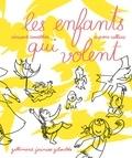 Vincent Cuvellier et Aurore Caillas - Les enfants qui volent.