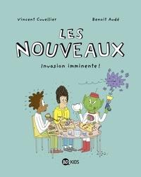 Vincent Cuvellier - Les nouveaux, Tome 02 - Les nouveaux T2.