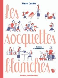 Vincent Cuvellier - Les socquettes blanches.