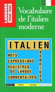 Le vocabulaire de litalien moderne.pdf