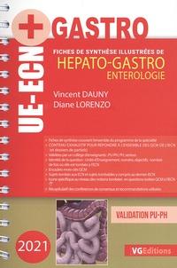 Vincent Dauny et Diane Lorenzo - Hépato-gastro-entérologie.