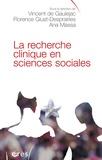 Vincent de Gaulejac et Florence Giust-Desprairies - La recherche clinique en sciences sociales.