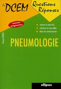 Vincent Degos - Pneumologie.