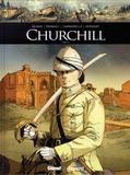 Vincent Delmas et François Kersaudy - Churchill Tome 1 : .