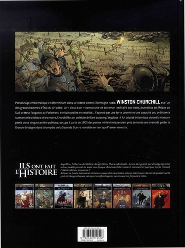 Churchill Tome 1