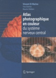 Vincent Di Marino - Atlas photographique en couleur du système nerveux central.