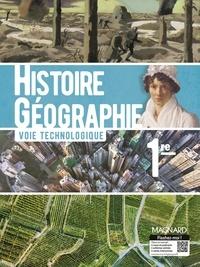 Vincent Doumerc - Histoire géographie 1re technologique.