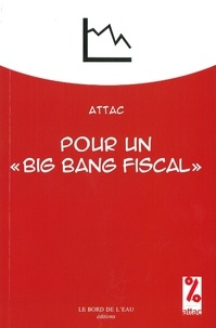 "Vincent Drezet - Pour un ""big bang fiscal""."