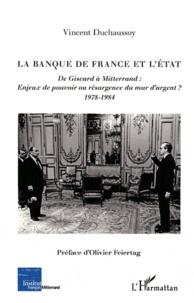 Galabria.be La Banque de France et l'Etat - De Giscard à Mitterrand : enjeux de pouvoir ou résurgence du mur d'argent ? 1978-1984 Image