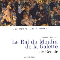 Vincent Duclert - Le Bal du Moulin de la Galette de Pierre-Auguste Renoir.
