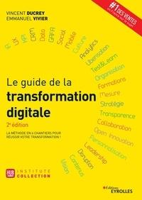 Vincent Ducrey - Le guide de la transformation digitale.