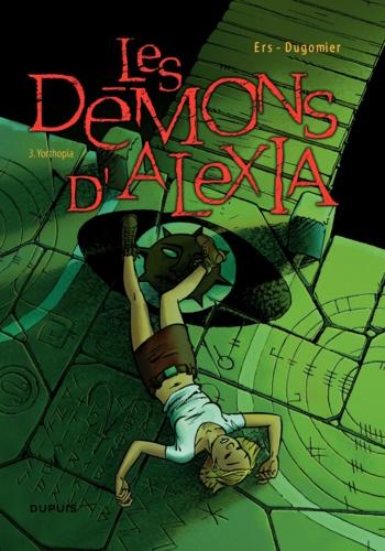 Les Démons d'Alexia Tome 3 Yorthopia