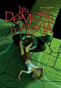 Vincent Dugomier et Benoît Ers - Les Démons d'Alexia Tome 3 : Yorthopia.