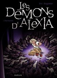 Vincent Dugomier et  Ers - Les Démons d'Alexia Tome 7 : Chair humaine.