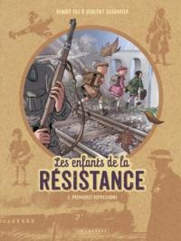 Vincent Dugomier et Benoît Ers - Les enfants de la Résistance Tome 2 : Premières répressions.