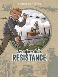 Vincent Dugomier et  Ers - Les Enfants de la Résistance - tome 5 - Le Pays divisé.
