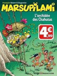 Vincent Dugomier et Luc Batem - Marsupilami Tome 17 : L'orchidée des Chahutas.