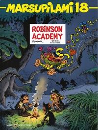 Vincent Dugomier et Luc Batem - Marsupilami Tome 18 : Robinson Academy.