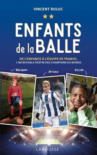 Vincent Duluc - Enfants de la balle.