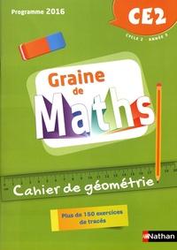 Vincent Duquesne - Graine de Maths CE2 - Cahier de géométrie.