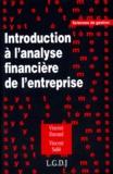Vincent Durand et Vincent Sallé - Introduction à l'analyse financière de l'entreprise.