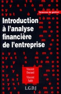 Histoiresdenlire.be Introduction à l'analyse financière de l'entreprise Image