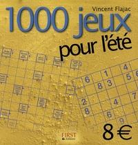 Vincent Flajac - 1000 jeux pour l'été.
