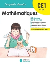 Vincent Fontaine et Alice Gravier - Mathématiques CE1.