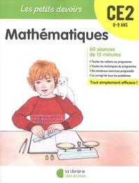 Vincent Fontaine et Alice Gravier - Mathématiques CE2.