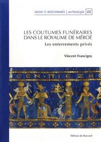 Birrascarampola.it Les coutumes funéraires dans le royaume de Méroé - Les enterrements privés Image