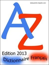 Vincent Garand - Dictionnaire français pour jeux de lettres.