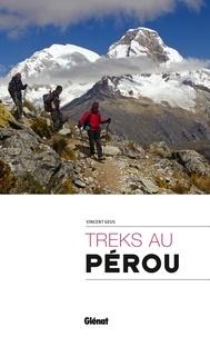 Vincent Geus - Treks au Pérou.