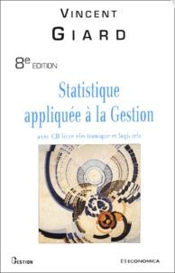 Statistique appliquée à la gestion - Vincent Giard |