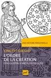 Vincent Giraud - L'ordre de la Création - D'Augustin à Nicolas de Cues.
