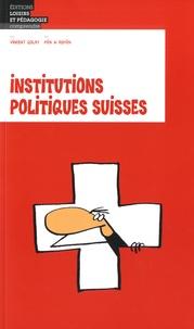 Vincent Golay - Institutions politiques suisses.