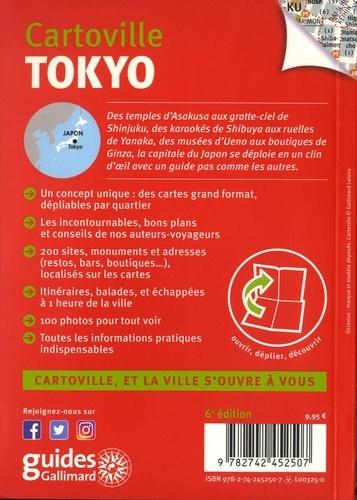 Tokyo 6e édition revue et augmentée