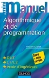 Vincent Granet - Mini manuel d'algorithmique et programmation.