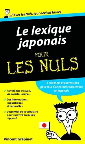 Lexique japonais pour les nuls - Format ePub - 9782754058087 - 4,99 €