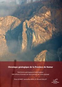 Deedr.fr Contexte géologique de la province de Namur Image