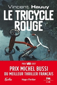 Vincent Hauuy - Le tricycle rouge.