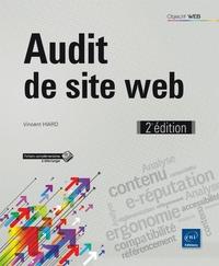 Vincent Hiard - Audit de site web.