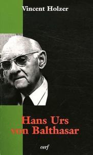 Vincent Holzer - Hans Urs von Balthasar (1905-1988).